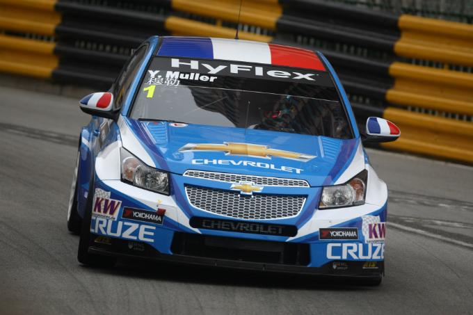 WTCC – Stabilito il peso delle vetture del Mondiale 2013