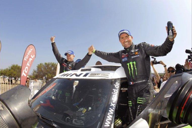 Dakar 2013 – Auto: Chapeau a Peterhansel