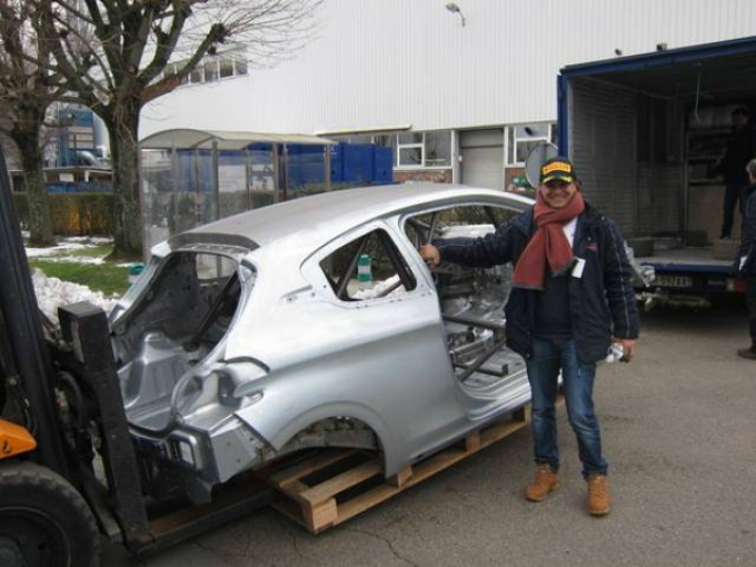 Andreucci e Peugeot ancora insieme