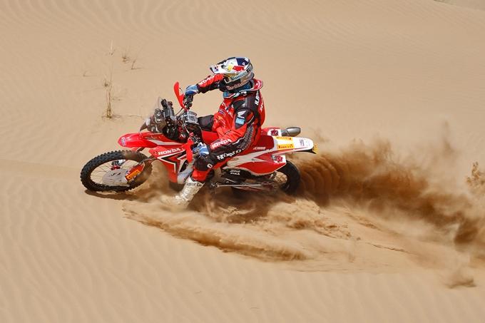 Dakar 2013 – Ci sarà anche Pirelli con il team HRC Honda