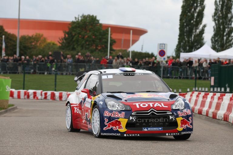 WRC – Presentato il Rally di Francia Alsazia 2013