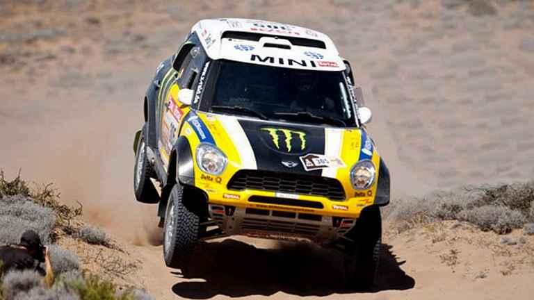 Dakar 2013 – Auto: Ancora un successo per Roma