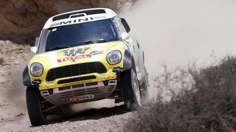 Dakar 2013 – Vittoria di Roma tra le auto, Peterhansel sempre più leader