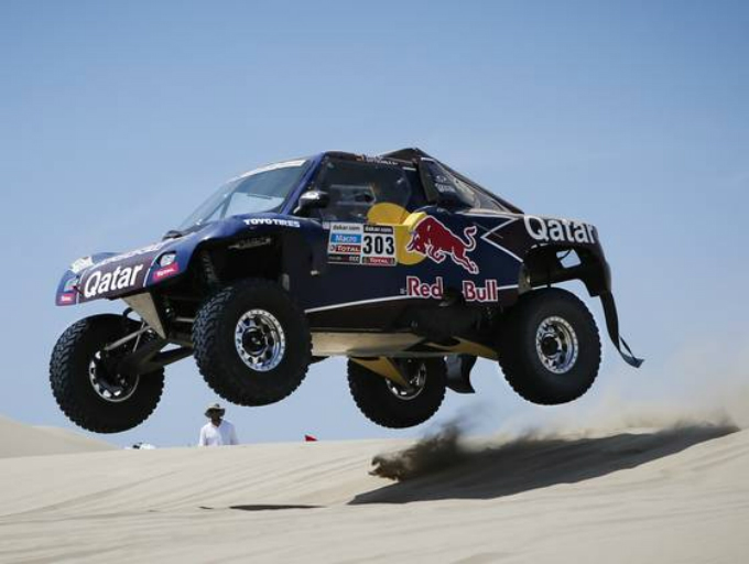Dakar 2013 – Sainz è il nuovo leader tra le auto