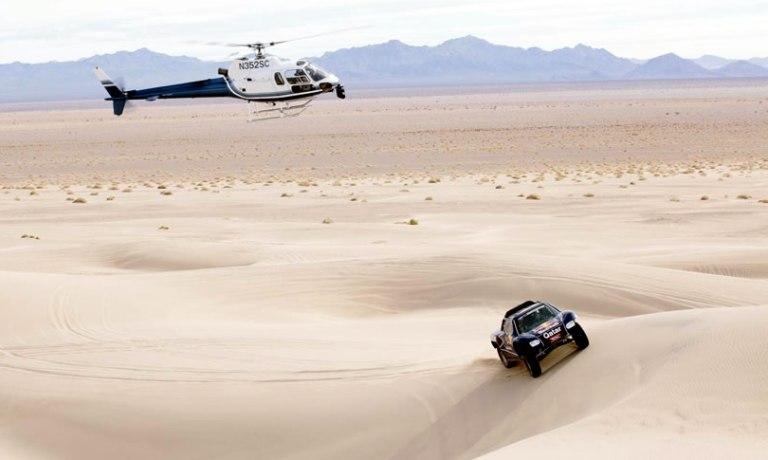 Dakar 2013 – Nelle auto la prima tappa è di Sainz
