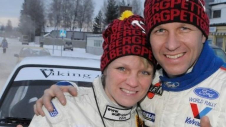 WRC – Petter Solberg allo Svezia Storico
