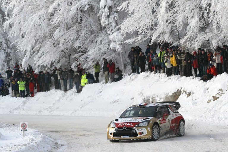 WRC – Interrotta la 16esima speciale del Montecarlo