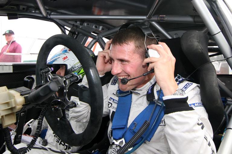 WRC – Matthew Wilson nel WRC2