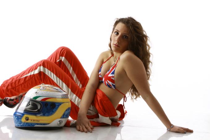 Alessandra Brena pronta al debutto nel rally