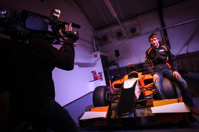 """GP2 – Coloni: """"Contento che Adrian faccia il grande passo in GP2"""""""