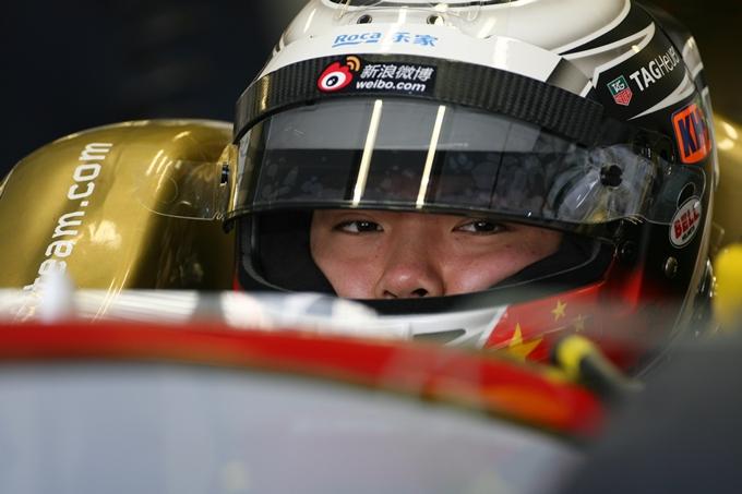 GP 2 – Ma Qing Hua esordisce a Jerez