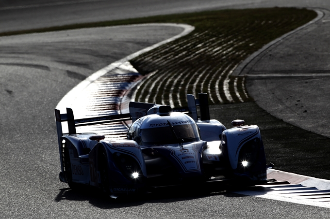 WEC – Due Toyota TS030 Hybrid allo start