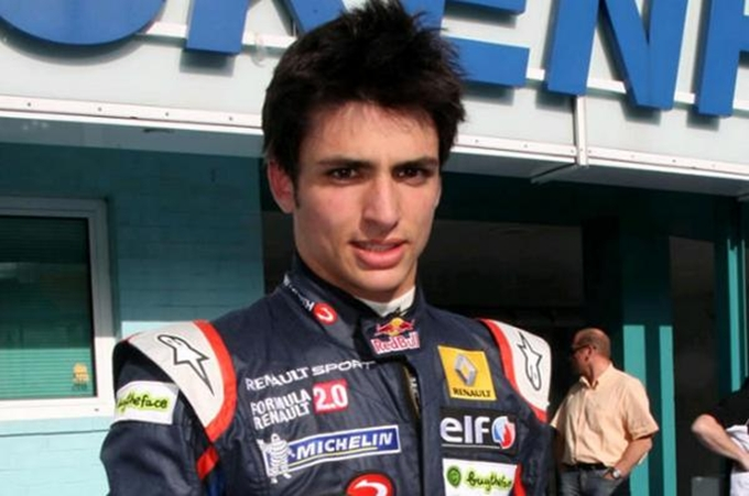 GP3 – Carlos Sainz Jr comanda all'Estoril