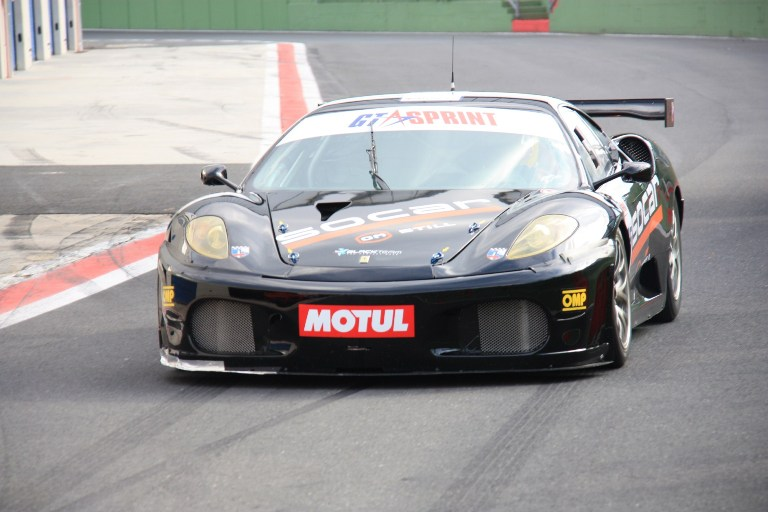 GTSprint International Series – Test per il Black Team e l'Ombra Racing