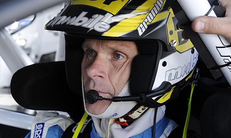 WRC – Grönholm coach di Kosciuszko con la Mini