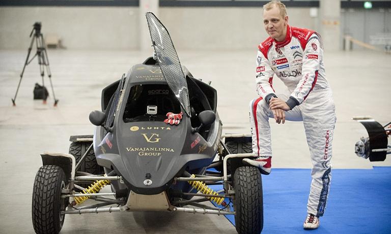 WRC – Hirvonen da record