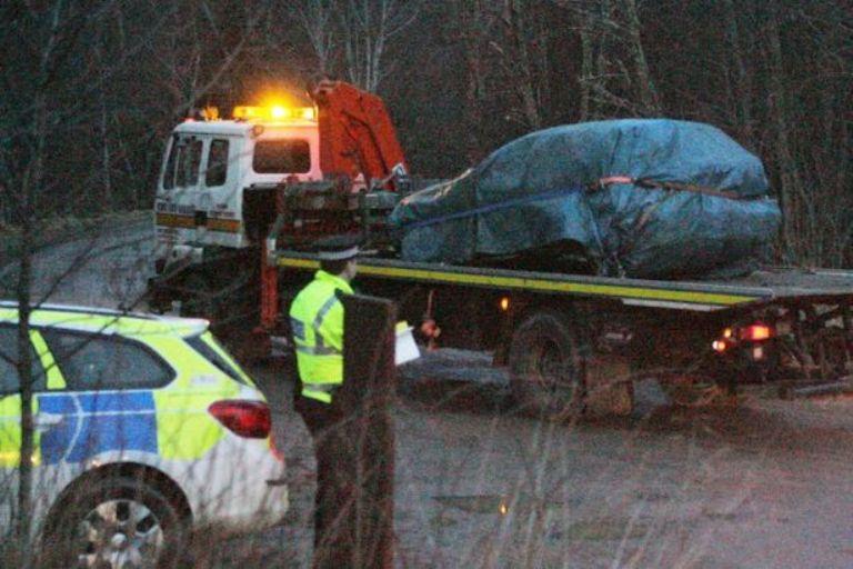 Incidente mortale durante un rally in Scozia