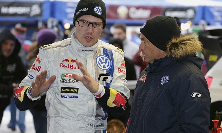 """WRC – Latvala, """"Peccato per com'è finita al Monte, stavo migliorando"""""""