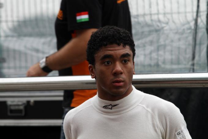 GP3 – Luis Sa Silva compie il grande passo