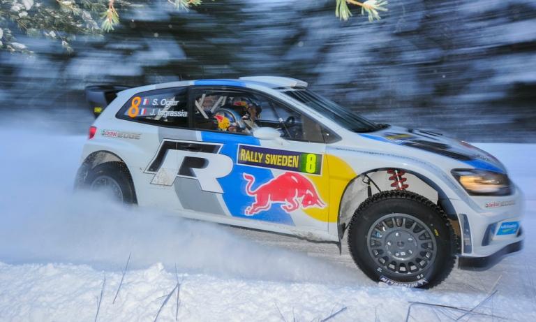 WRC – Il giorno 2 in Svezia si apre sotto il segno di Ogier