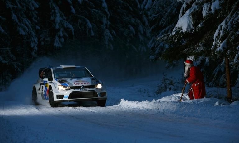 WRC – In Svezia Ogier velocissimo