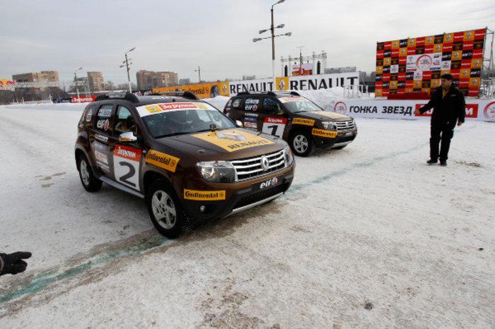 Sfida sul ghiaccio di Mosca tra Räikkönen e Pic