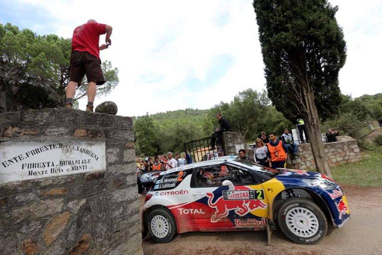 WRC – Presentato il nuovo Rally d'Italia Sardegna