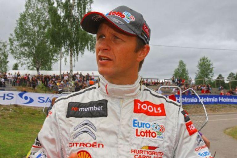 Petter Solberg farà il Campionato RallyCross