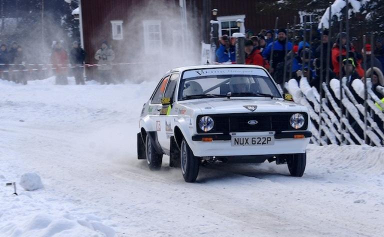 Petter Solberg vince il Rally di Svezia Storico