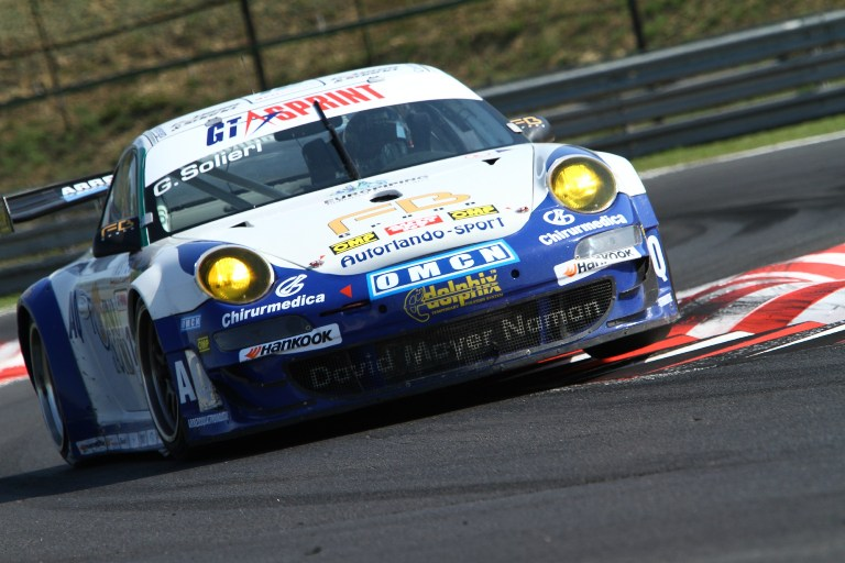 GTSprint international Series – Solieri passa alla GT3