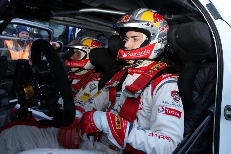 WRC – Anche Sordo ha provato in Portogallo