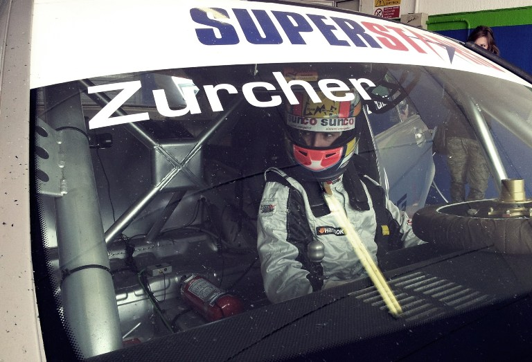 Superstars International Series – A Magione test per Zurcher