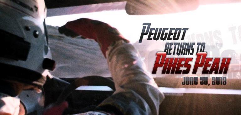 Loeb correrà a Pikes Peak