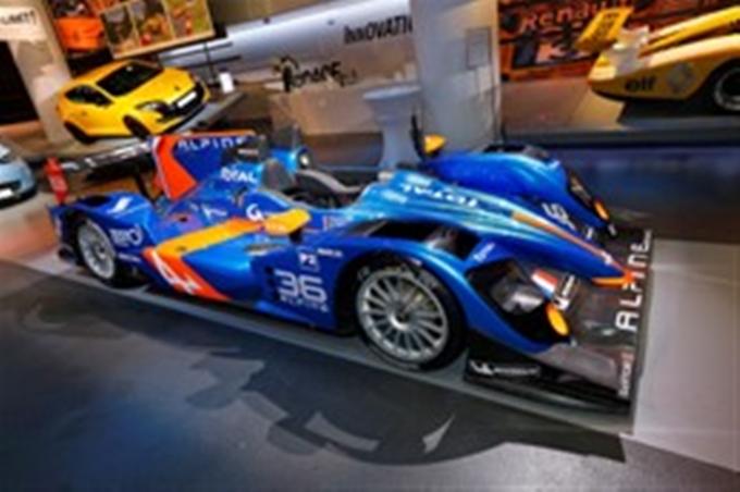 24 Ore Le Mans, presentata l'Alpine n° 36