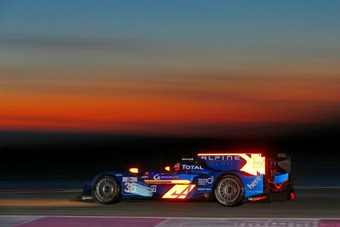 European Le Mans Series – Alpine n°36 già leader nei test
