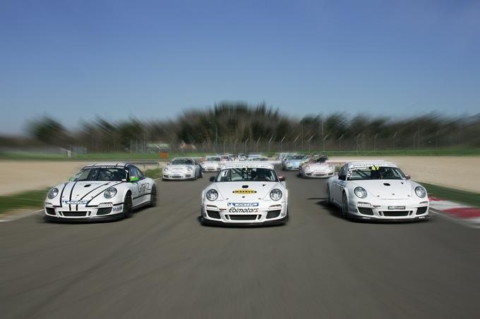 Porsche Carrera Cup Italia 2013 – Si parte con lo Shakedown a Imola
