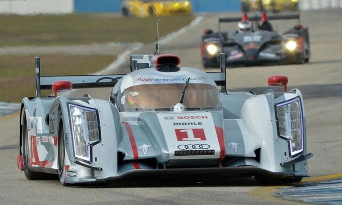 12 Ore di Sebring – Audi in pole con Fassler-Treluyer-Jarvis