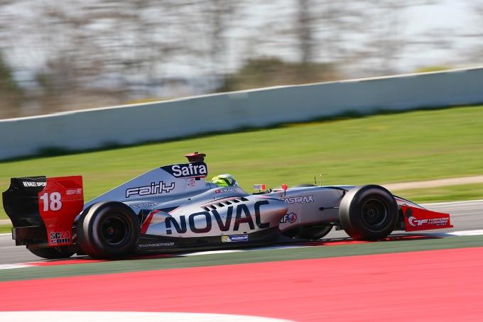 Formula Renault 3.5 – Inizio positivo per Muller con la Draco