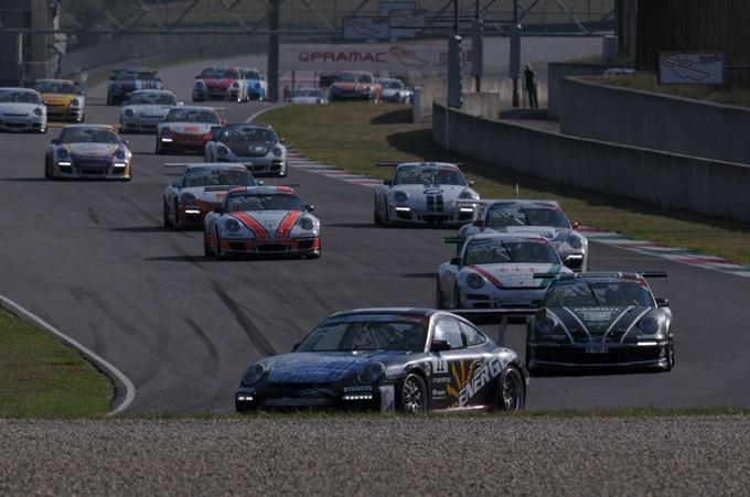 Targa Tricolore Porsche – Shakedown al Mugello