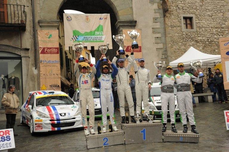 IRC – Dominio Basso al Rally del Ciocco