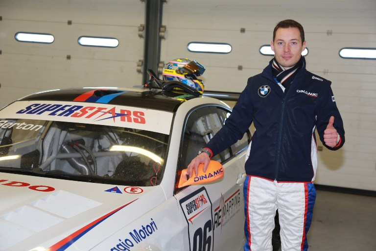 Superstars International Series – Berton ancora con BMW Dynamic