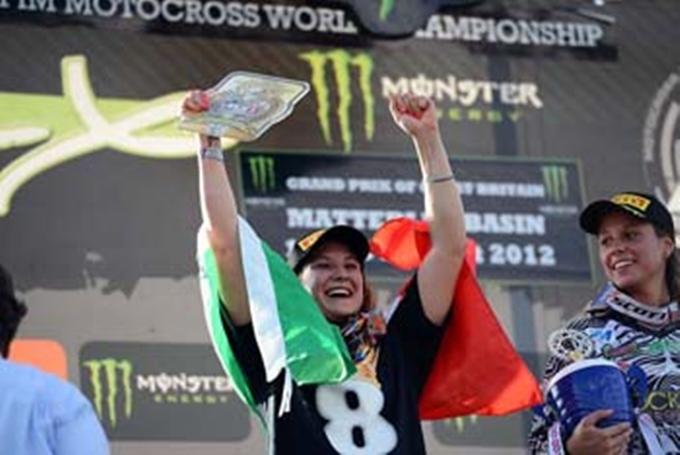 Motocross – Chiara Fontanesi pronta a difendere lo scettro
