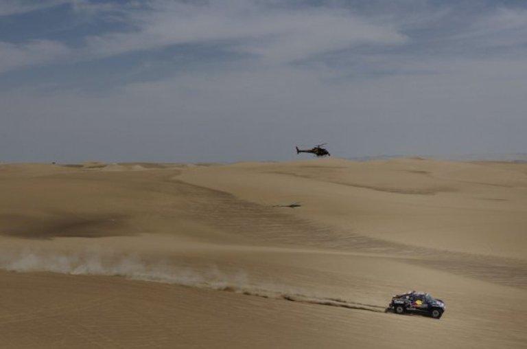 Tante novità per la Dakar 2014