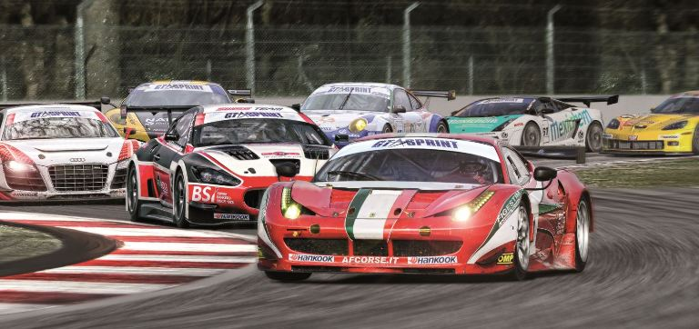 Gtsprint International Series – AF Corse con quattro vetture