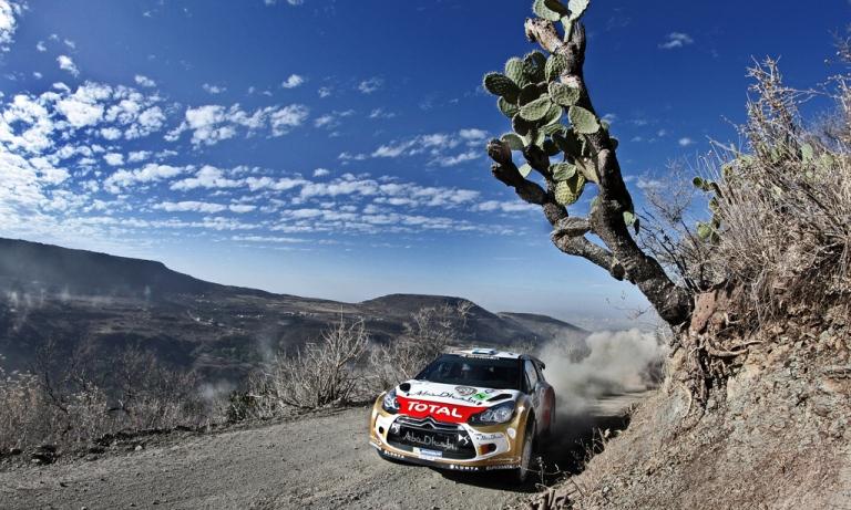 WRC – E' di Hirvonen il miglior crono in Messico