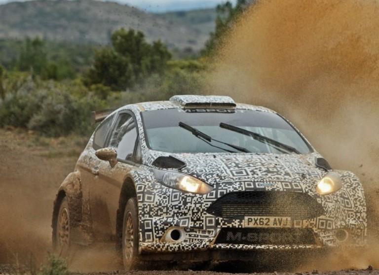 WRC – Test per Wilson e la R5
