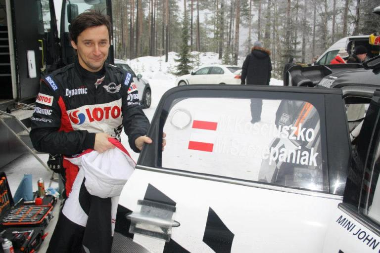 """WRC – Kosciuszko, """"Kubica nel mondiale? Una sorpresa"""""""