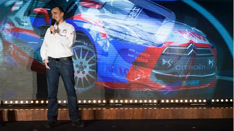 """WRC  – Kubica, """"Niente confronti con la F1"""""""