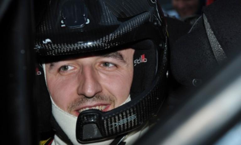 Robert Kubica tra ERC e WRC2