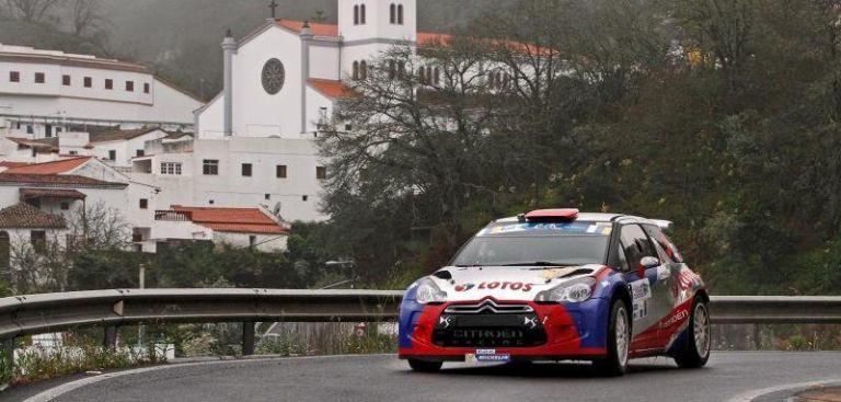 ERC – Kubica sempre in testa al Rally delle Canarie